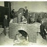 1940 bricklaying